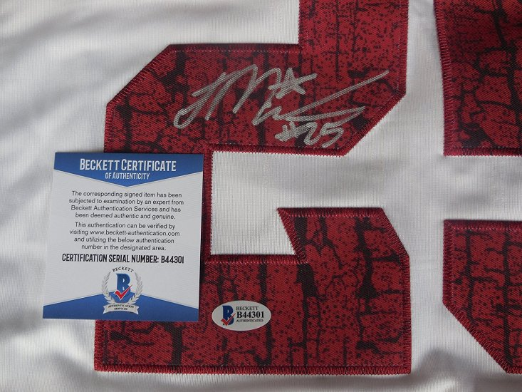 joe mixon autographed jersey